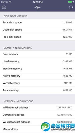 SYS Pro免费下载,系统数据实时监测工具SYS Pro苹果版下载