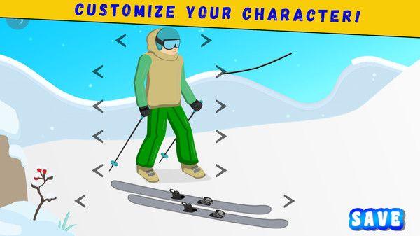 滑雪派对3破解版