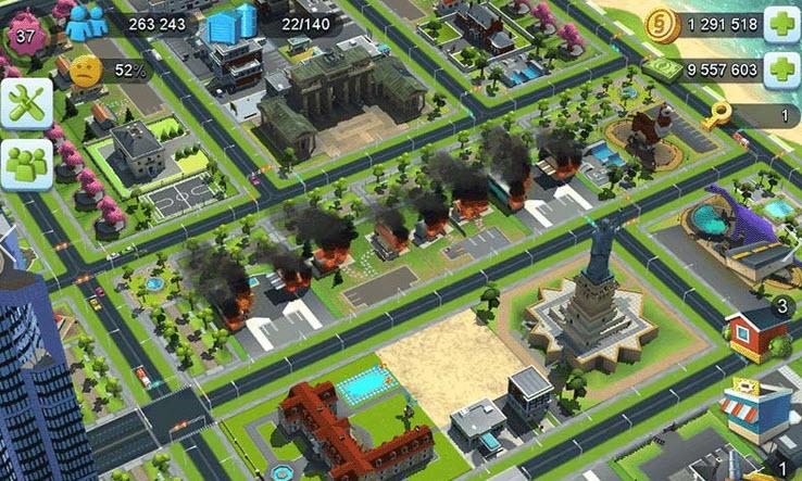 模拟城市我是市长,模拟城市我是市长破解版,模拟城市我是市长无限绿钞,模拟城市我是市长安卓