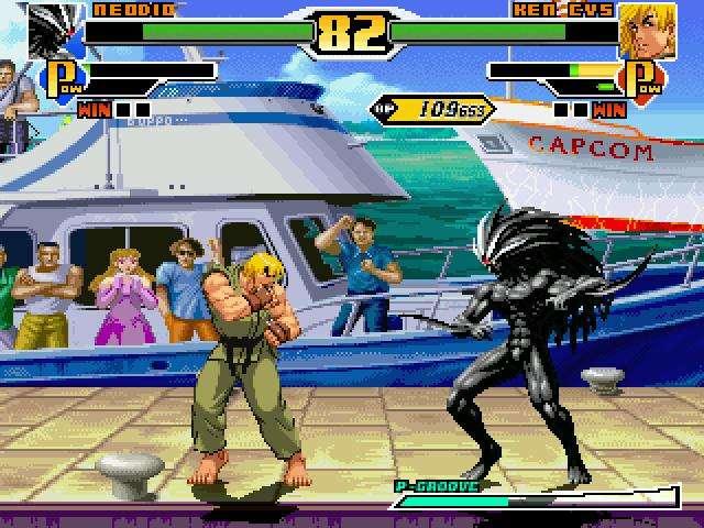 拳皇2007安卓版