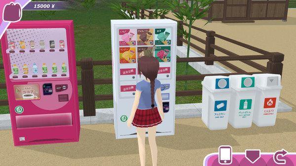 少女都市3D破解版下载_少女都市3D地图解锁金币无限下载