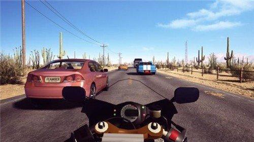 交通热潮摩托