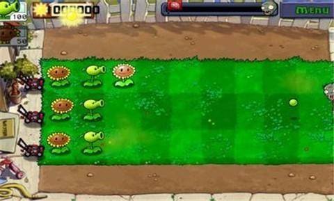 植物大战僵尸1禅境花园版