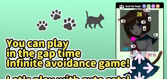 Avoid Cat Punch