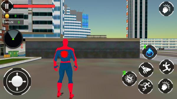 蜘蛛侠城市守卫