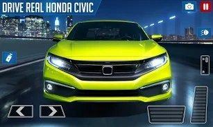 HondaCivicGame